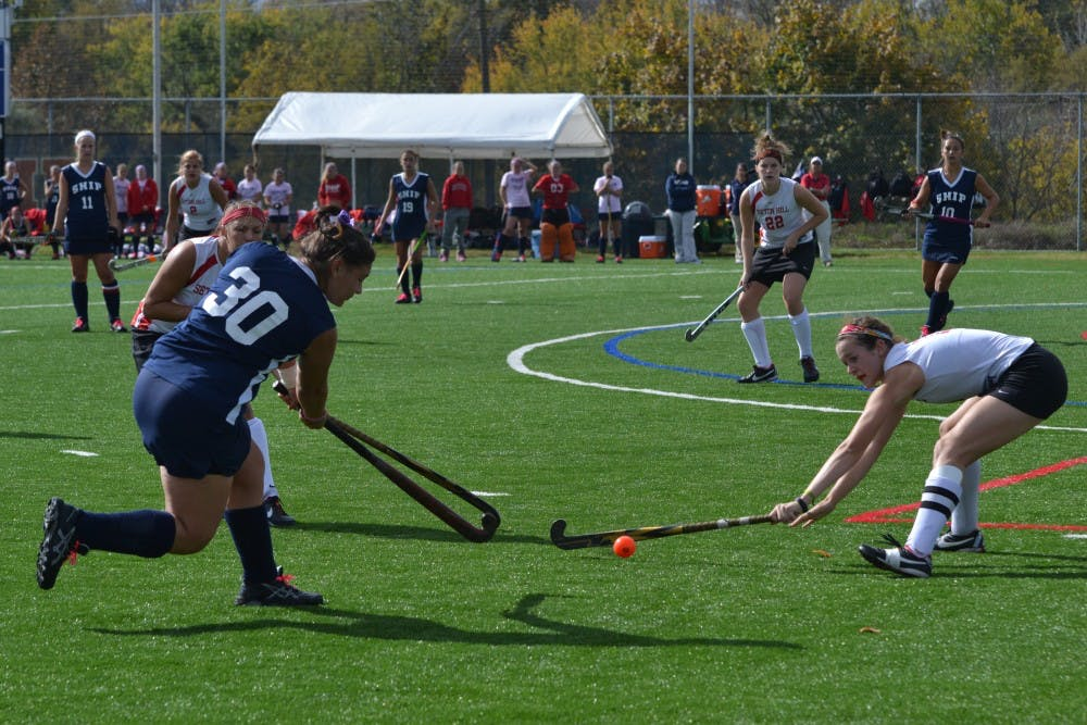 Field Hockey victorious on Senior Day