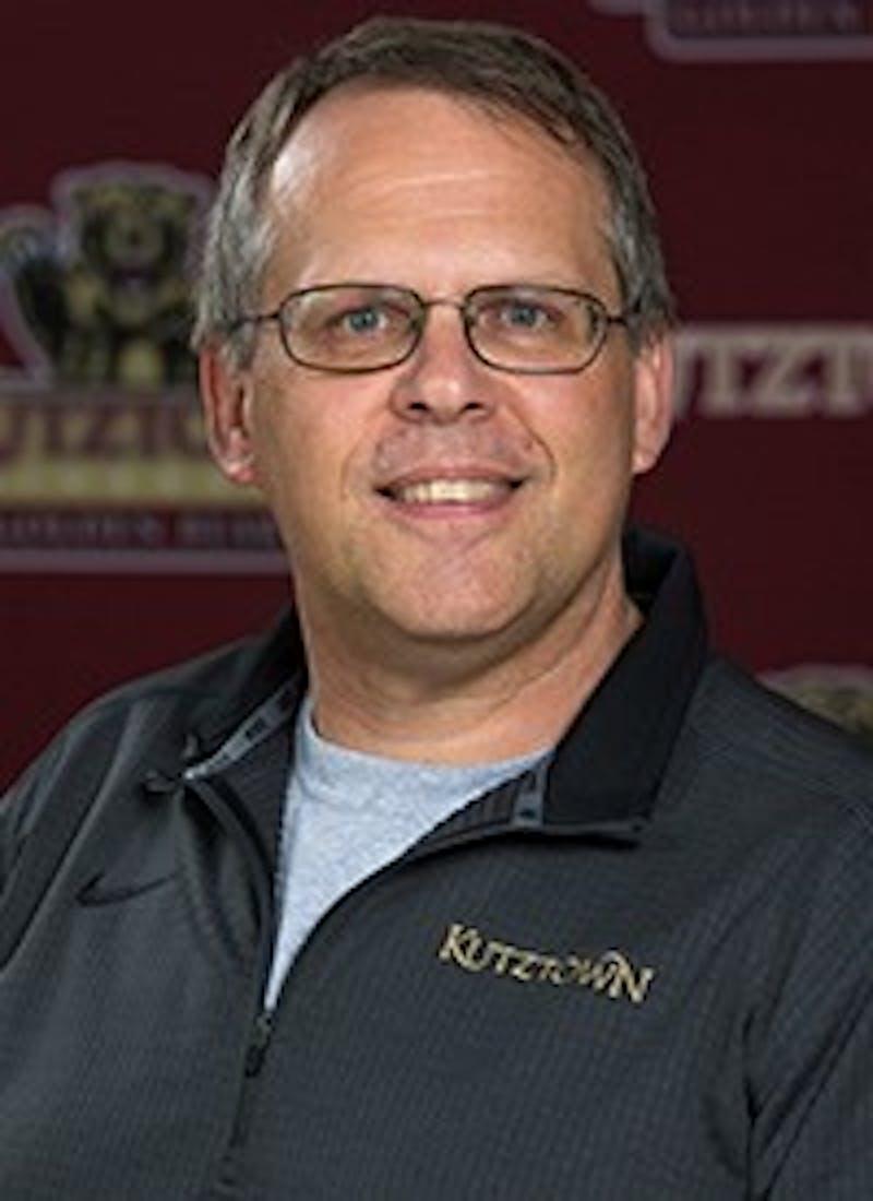 John Gump,APSCUF coach executive leader