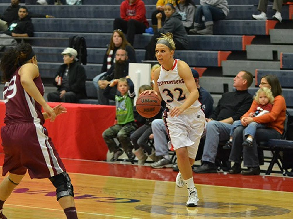Women's basketball records fourth-straight victory