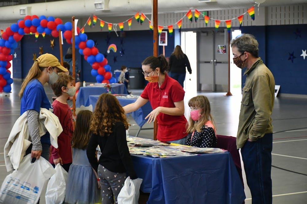 SU's annual Children's Fair raises spirits