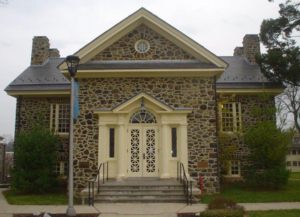 1909_Cheyney_Library