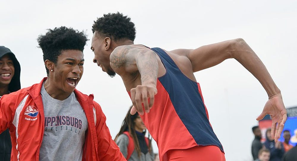 Strong conference performances put track-and-field in good position