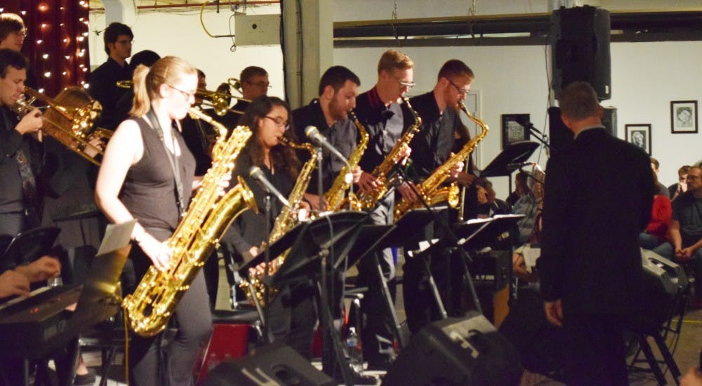 Jazz Ensemble concludes its musical semester