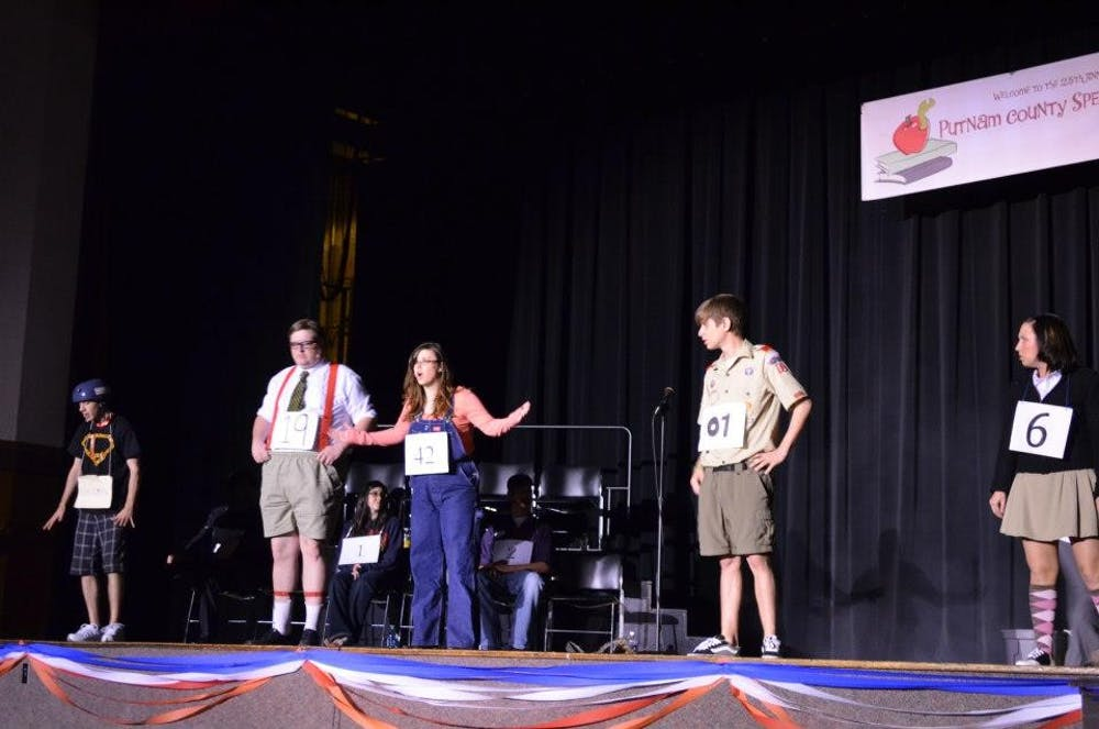 Act V presents: The 25th Annual Putnam County Spelling Bee