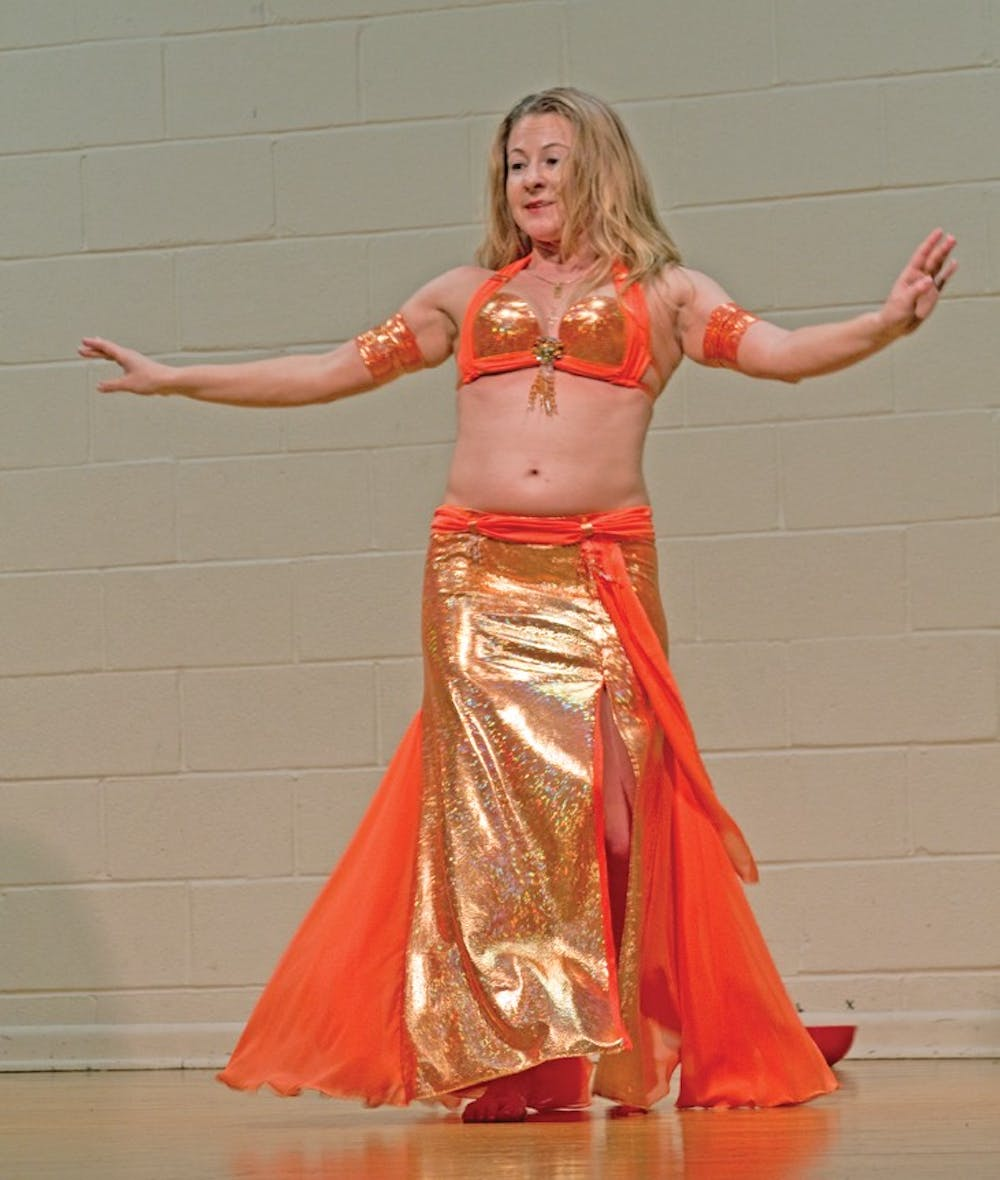 Local belly dancing instructor talks body image and confidence