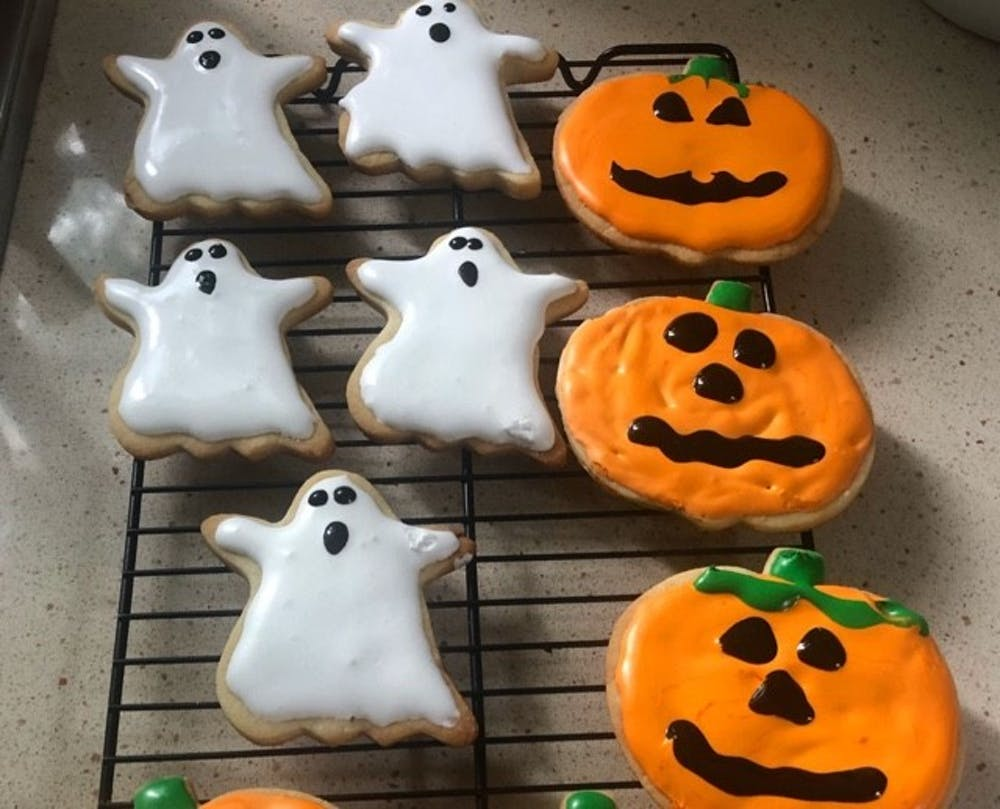 Recipe of the Week: Halloween Sugar Cookies