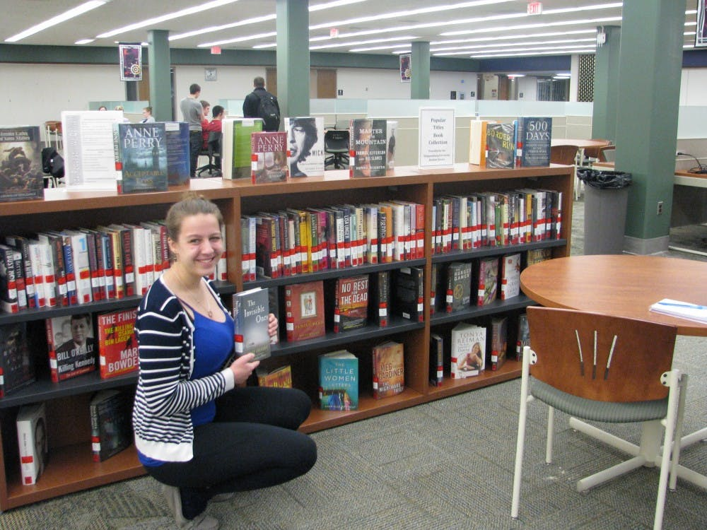 Casual reading area seeks student input