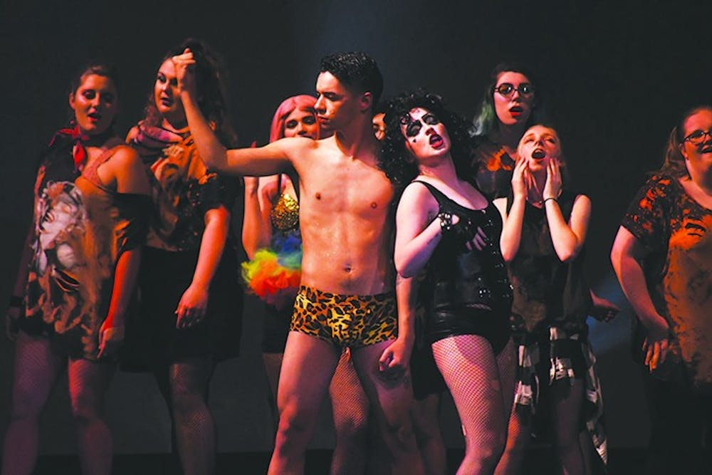 Act V presents 'The Rocky Horror Picture Show'