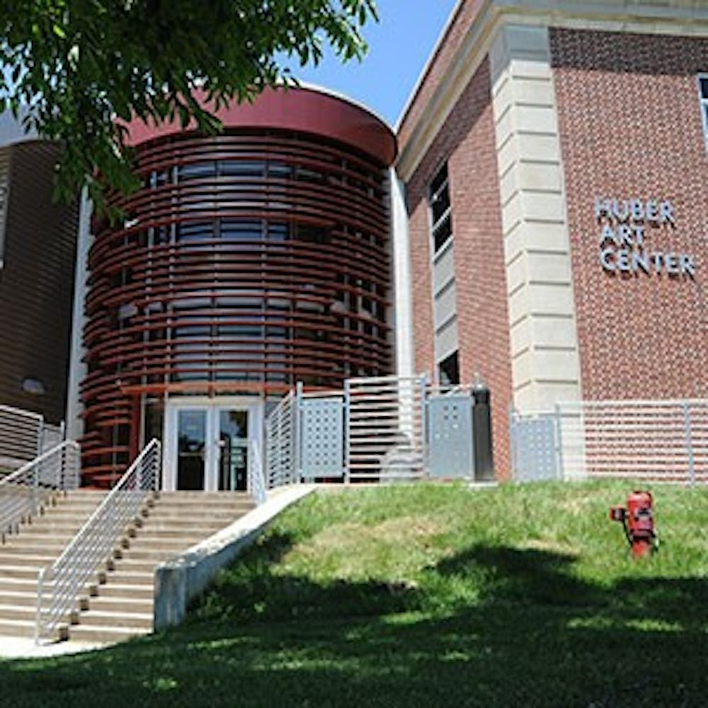 What arts and entertainment venues are on and off campus?