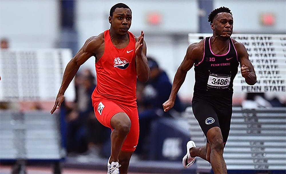 Track-and-field strong in split weekend