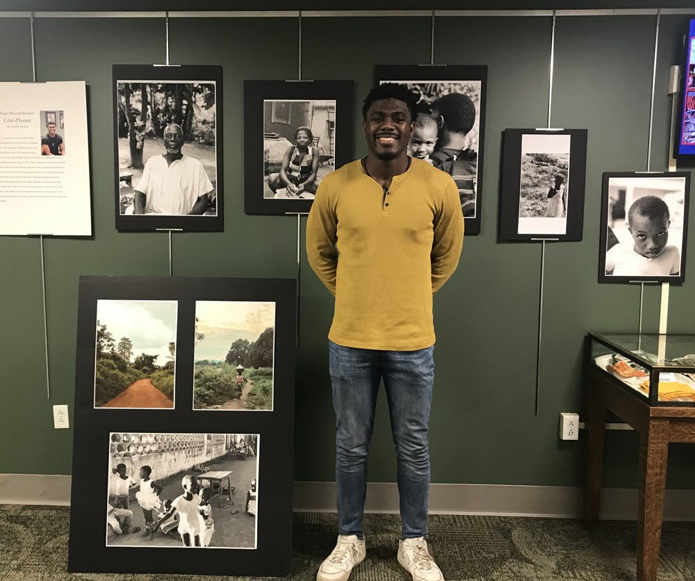 SU student showcases culture to  campus, hopes to inspire others