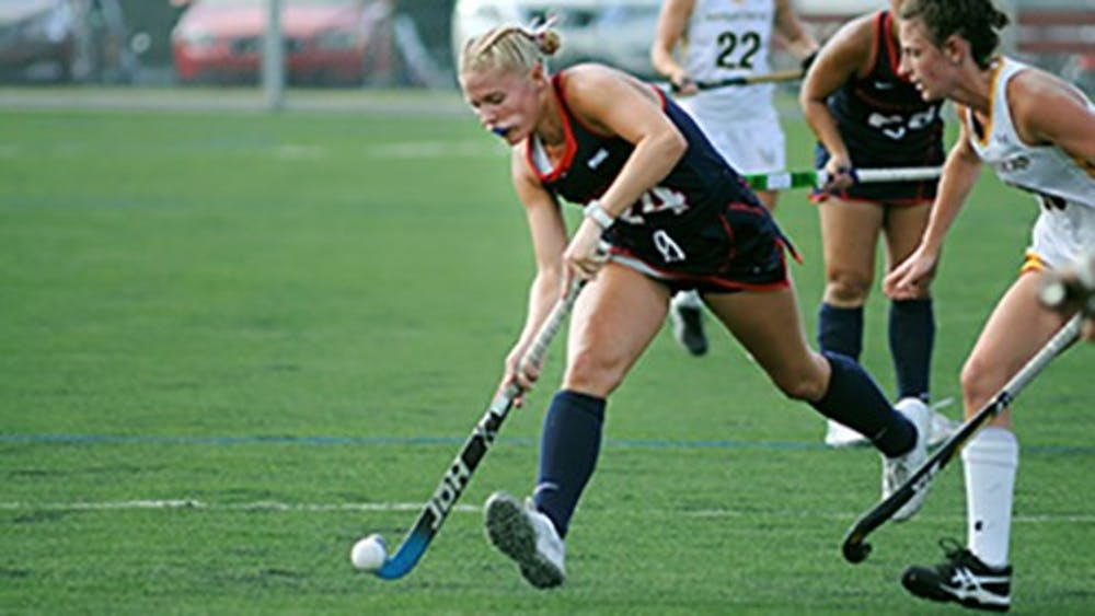 Field hockey has rare losing week, starts 2-2