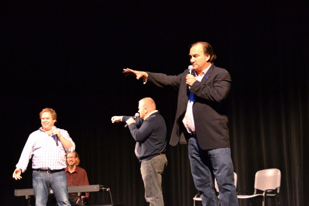 Jim Belushi brings his comedy gold to Luhrs