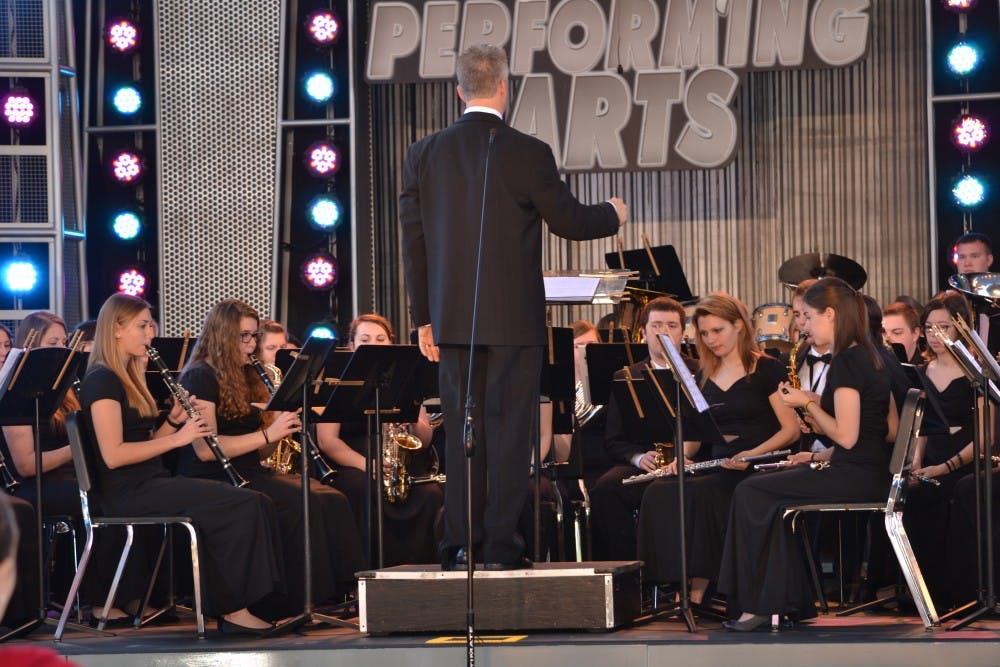 Concert bands tours Los Angeles, Hollywood