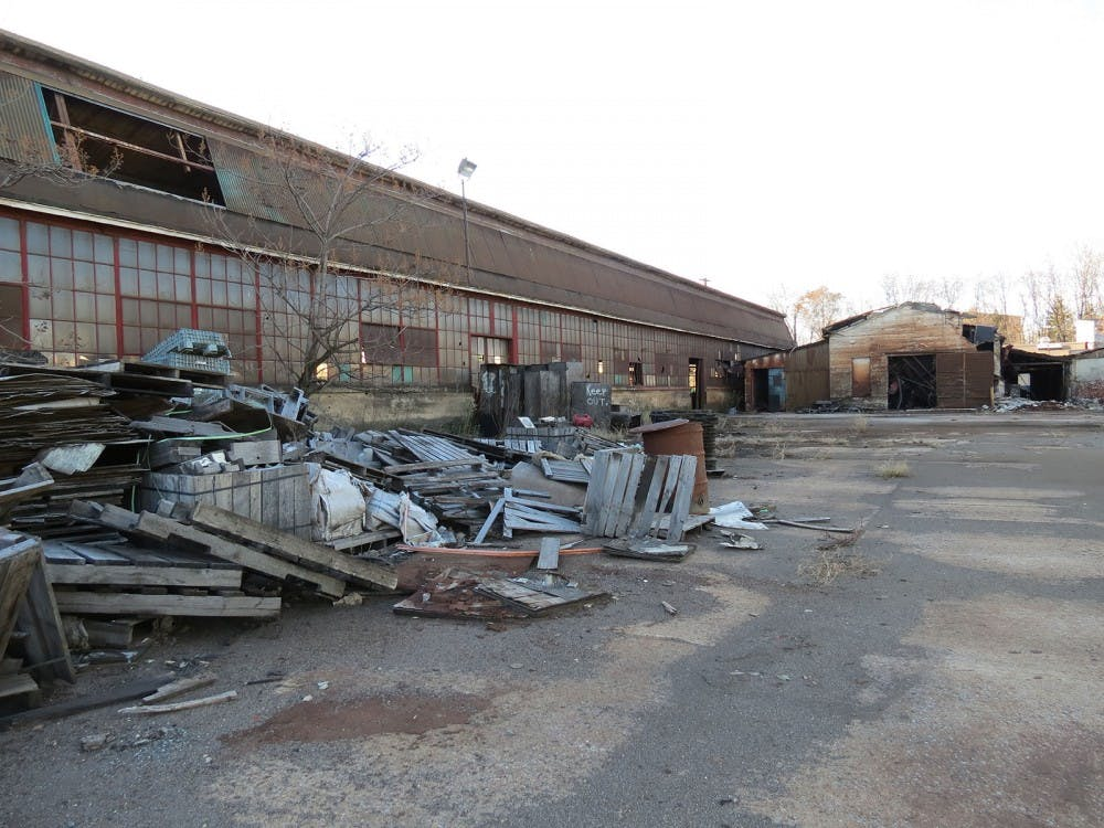 Local vacant industrial building to be demolished, redeveloped