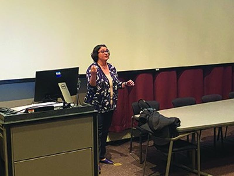 Melissa Cidade, a Shippensburg University alumna, talks about her experience working in the sociology field and her work and research in bullying.