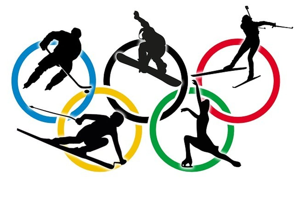 The Olympics are upon us; what competition will you be watching this year?