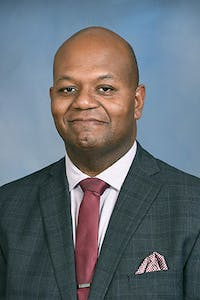 Michael Lee has a wide range of experience, ranging from his time as a resource officer to being assistant director of public safety at Howard Community College.