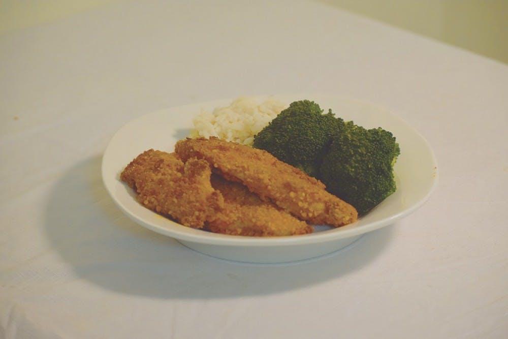 How to make spicy chicken tenderloins