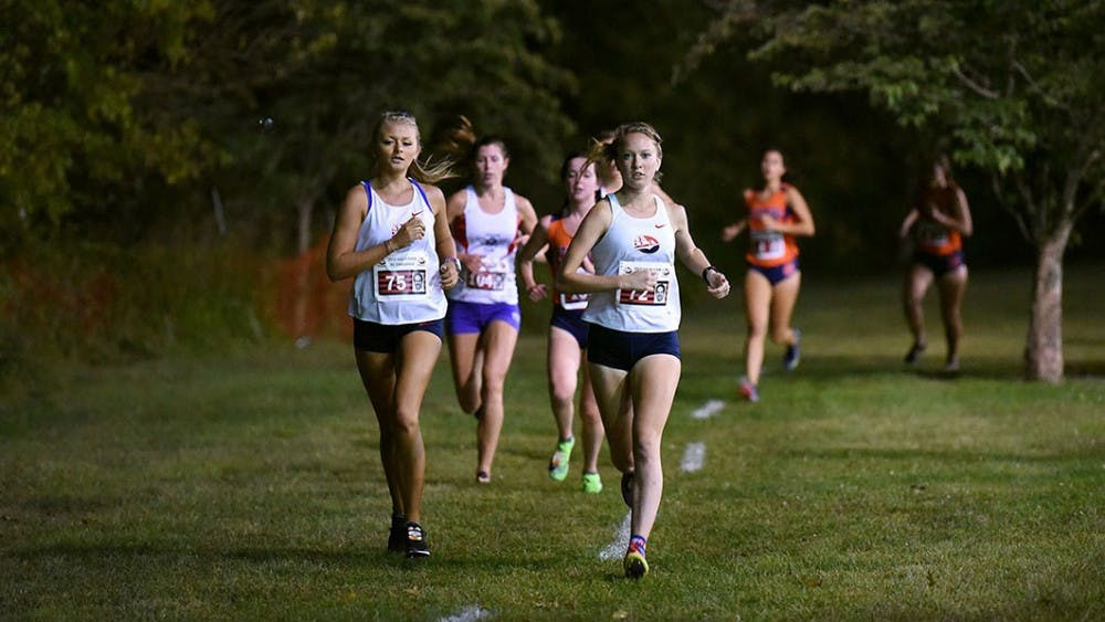 Cross country builds off of meet at Lock Haven