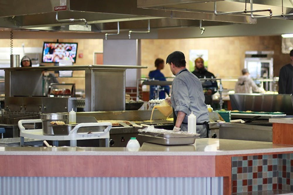 New dining manager brings initiatives to Reisner