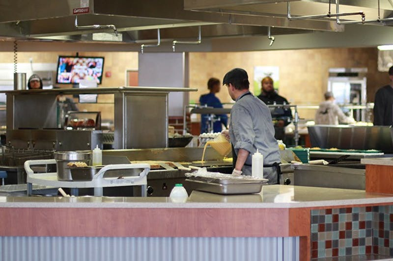 New initiatives are being brought to Reisner Dining Hall by the new resident district manager Terry Nahavandi. These include using only fresh ingredients and focusing on Chartwells' culinary standards.