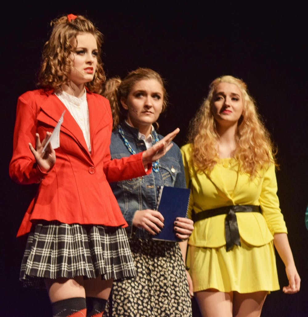 It is not 'Heathers' without corn nuts