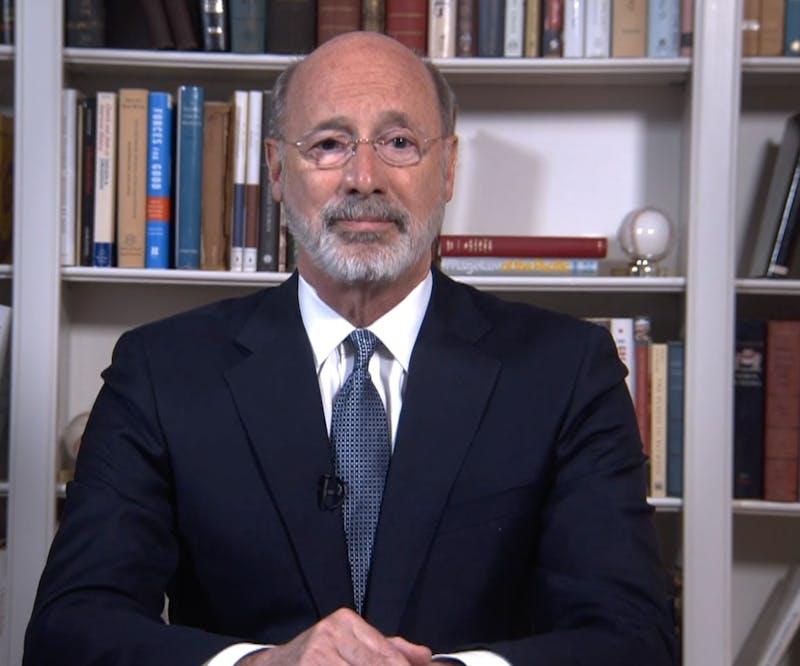 Gov. Tom Wolf confirmed Pennsylvania's first coronavirus (COVID-19)-related death.