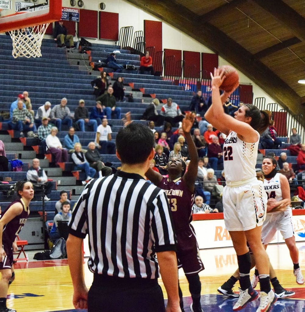 Women's basketball closes in on history
