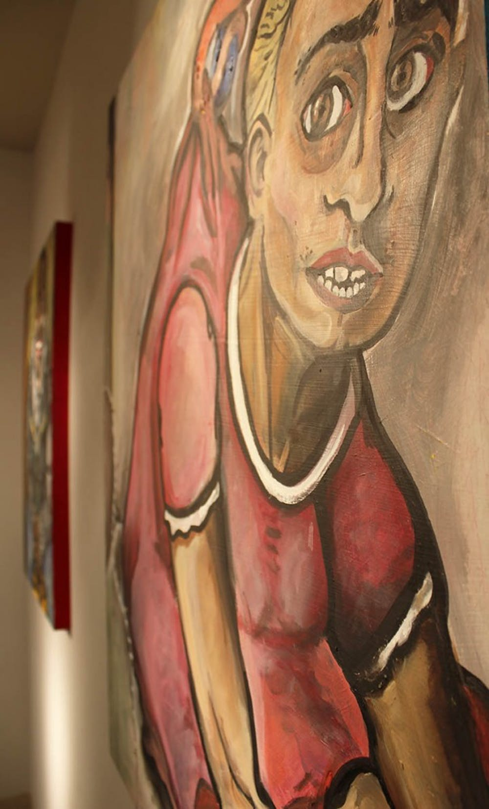 SU paints way to Cupani's artistic future