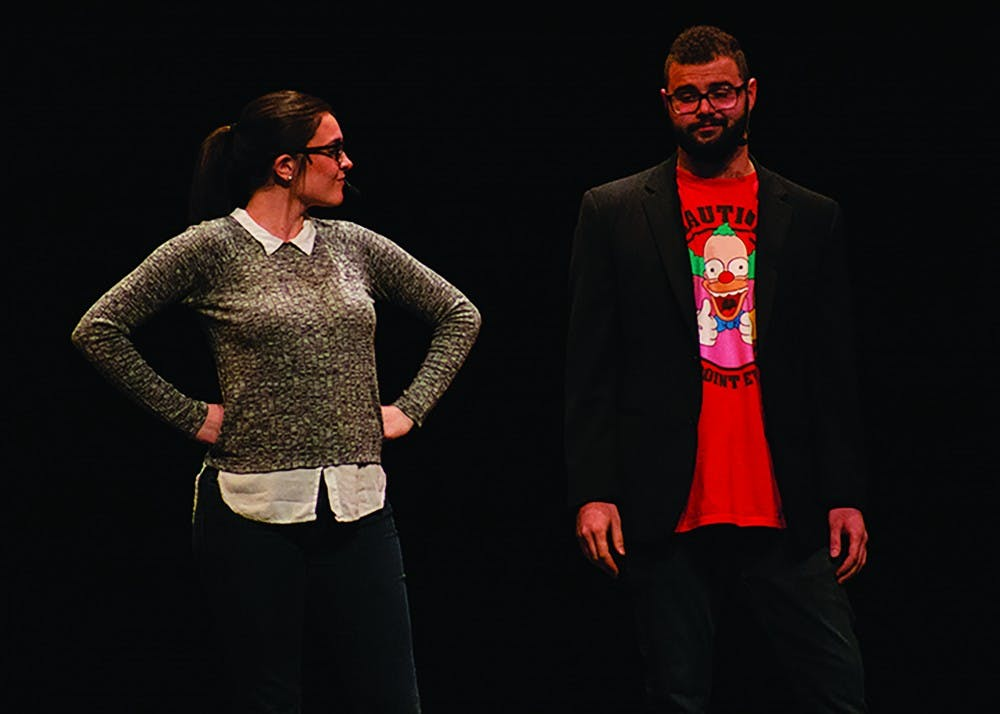 Act V Theatre Co. unveils student-driven one act plays