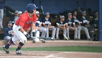 Tony Vavaroutsos racked up four hits, including two home runs, in the Raiders' weekend series at Catawba College. The sophomore outfielder has been a focal point of the SU offense through its first two series of the 2020 season.