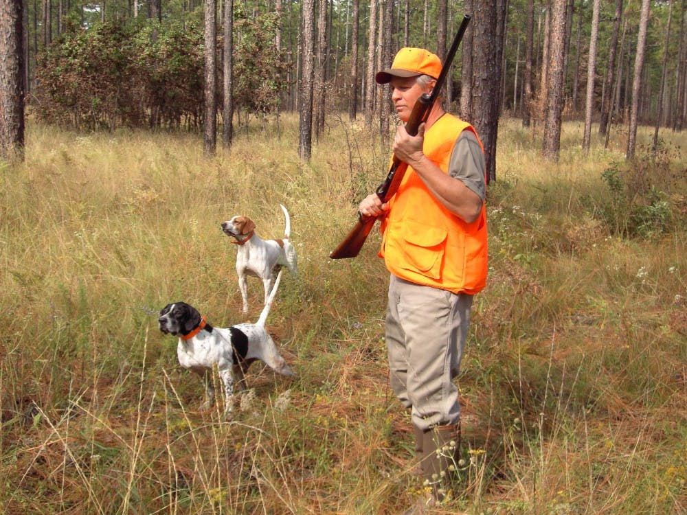 What is on my mind: Hunting safety