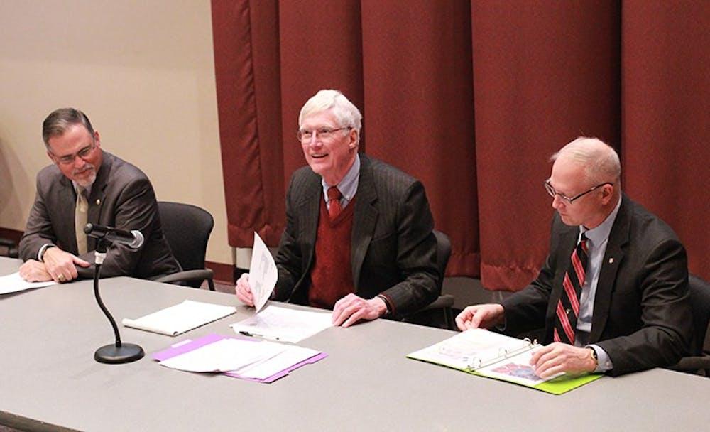 Panel emphasizes diplomacy