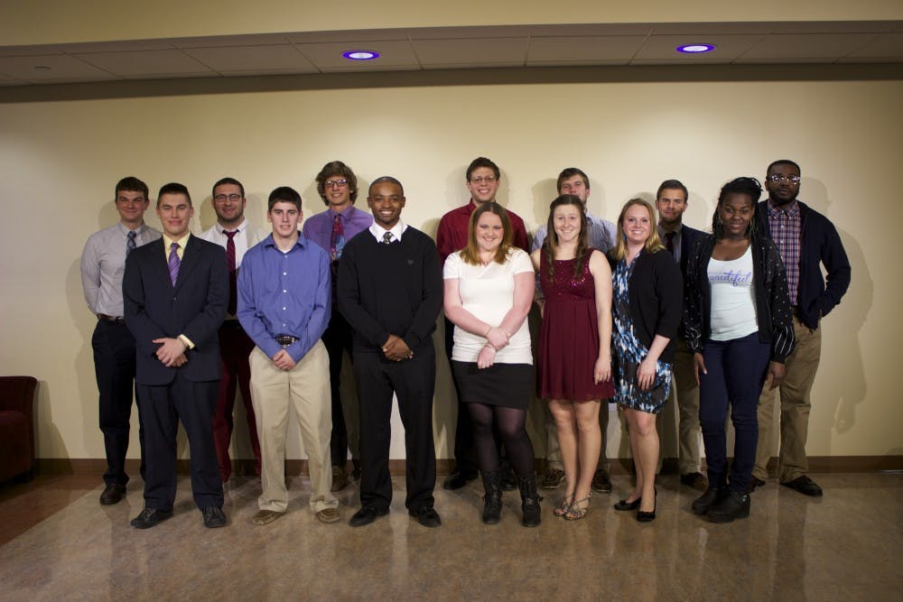 Hopeful candidates make their run for Student Senate