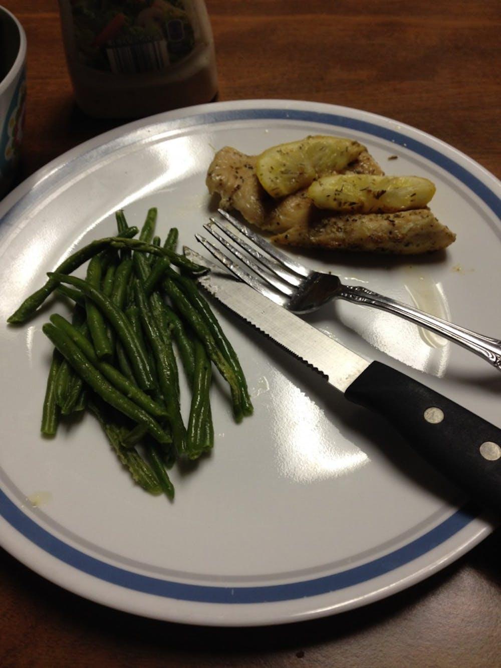 Recipe of the week: lemon herb chicken