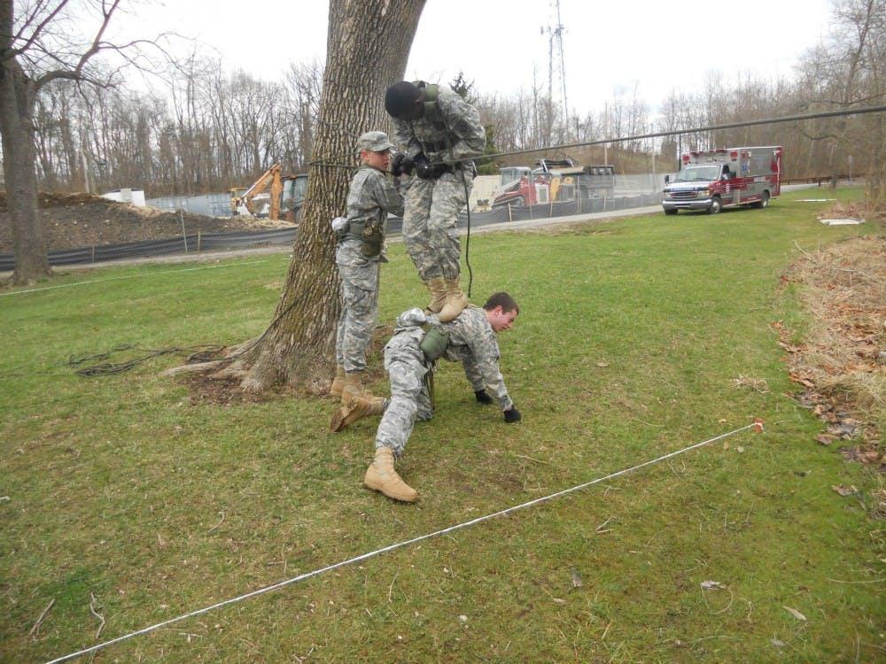 MentorSHIP: Raider challenge teaches JROTC cadets teamwork, leadership