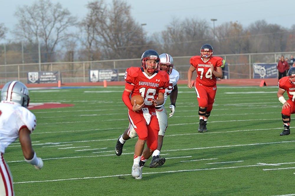 Zach Zulli: The progression of a football star