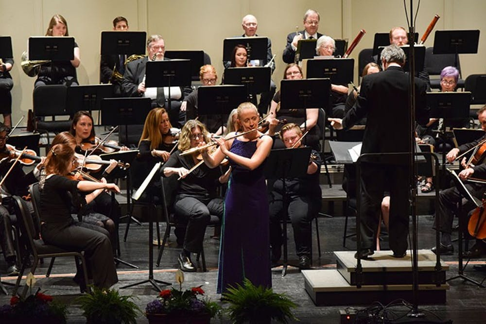 Orchestra welcomes guests for Earth Day concert