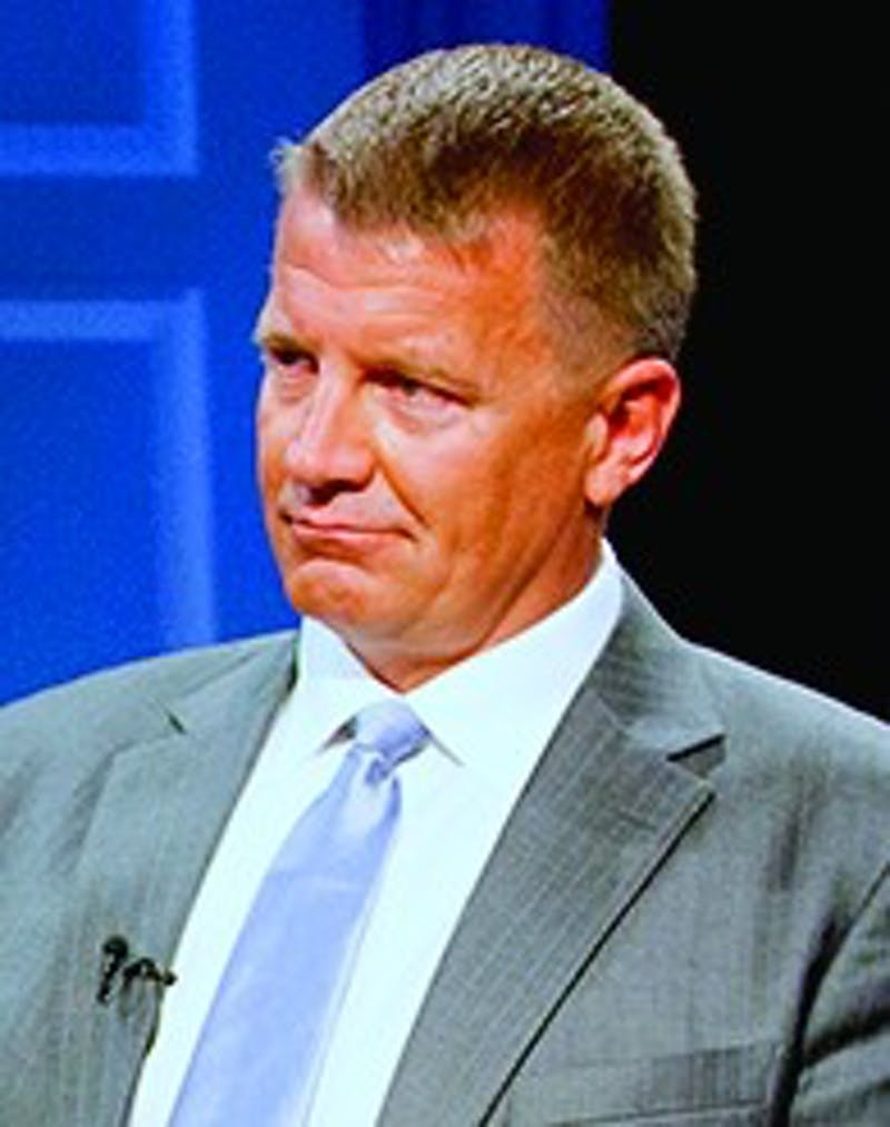 Blackwater founder Erik Prince is a former Navy Seal