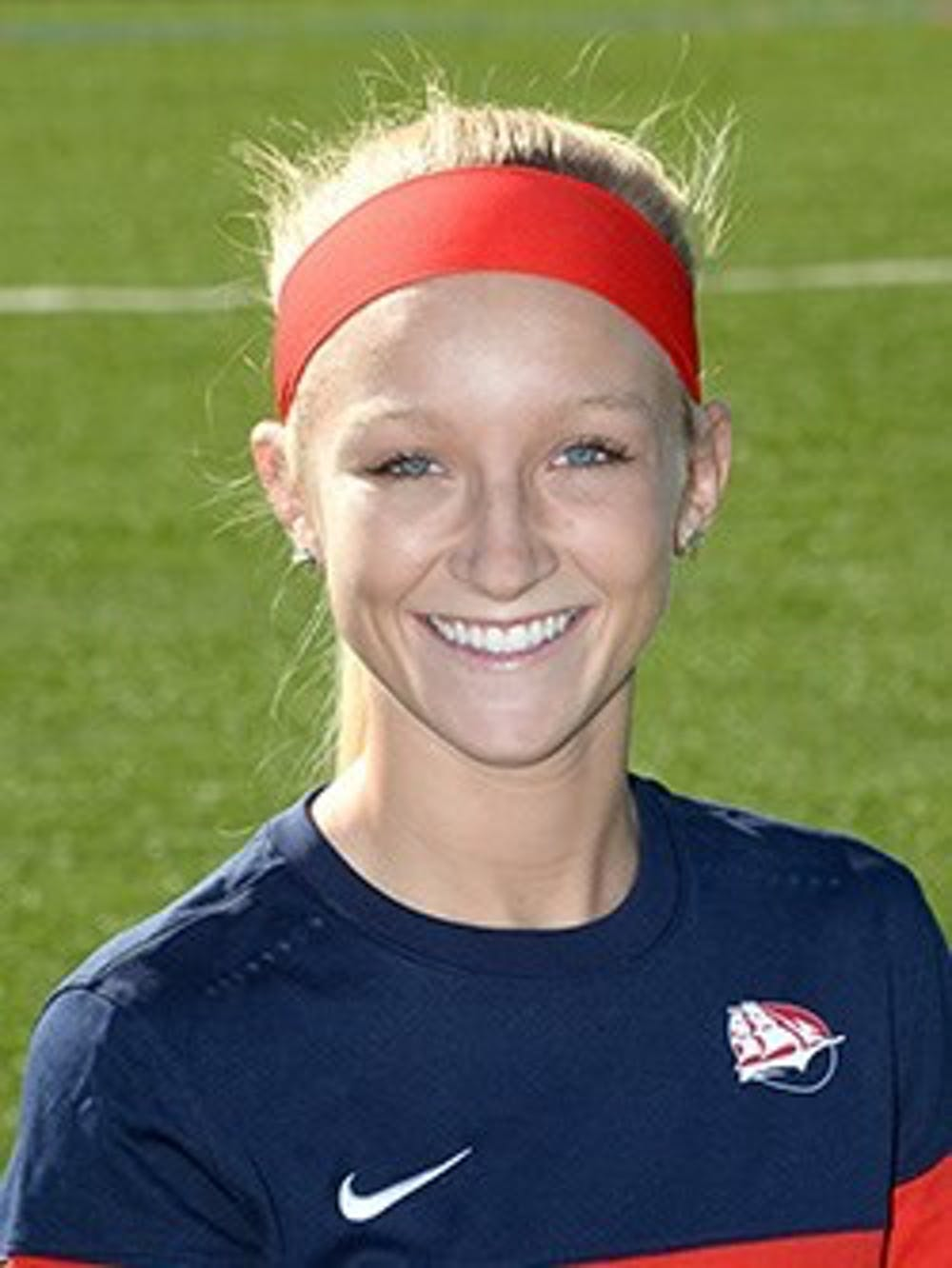 Women's soccer player wins PSAC Player of the Week, first time in seven years