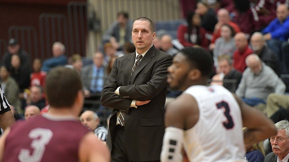 Fite named PSAC East Coach of the Year