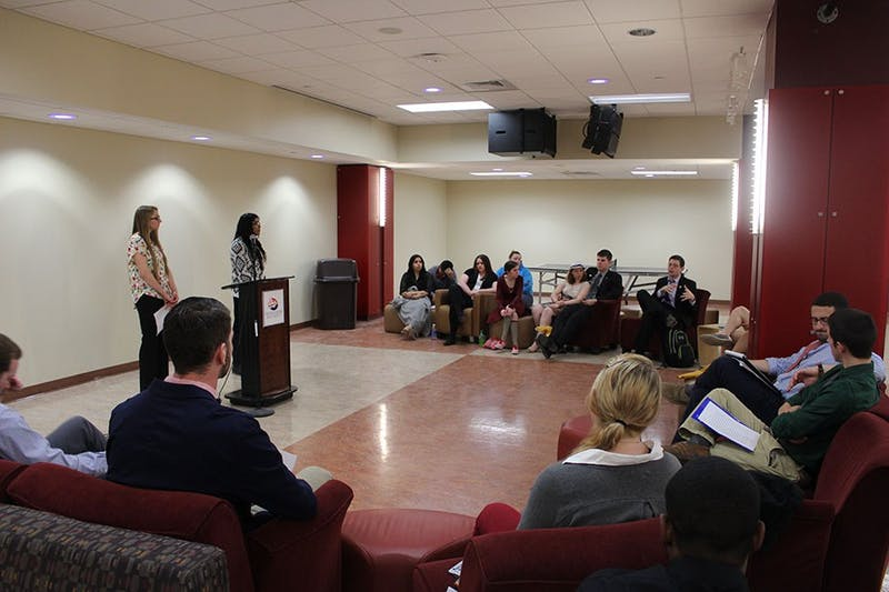 Student Senate Overview