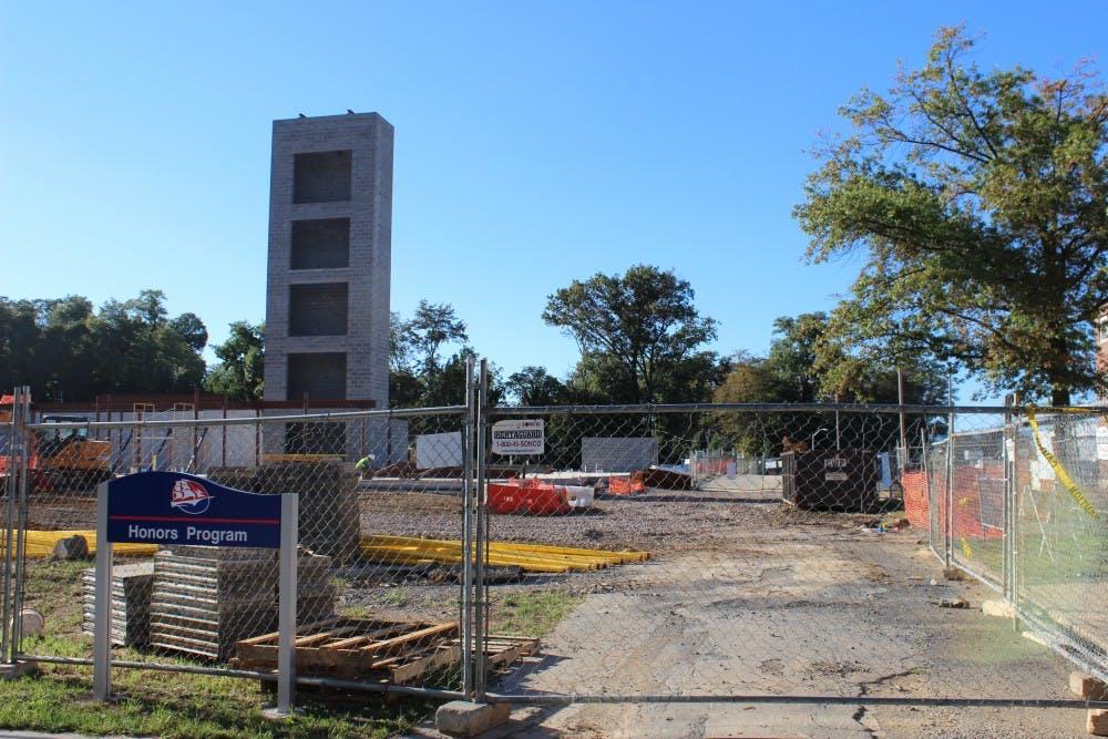 Campus housing progresses ahead of schedule