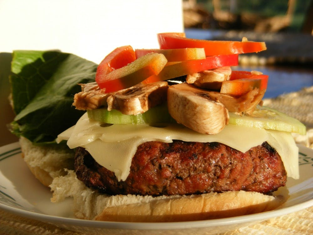 Recipe of The Week: Dad's Burgers