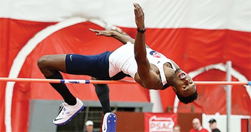 Tra-C Davis ended his stellar 2018 campaign as one of the top athletes in the high jump, placing fifth in Division II his final season of indoor competition.
