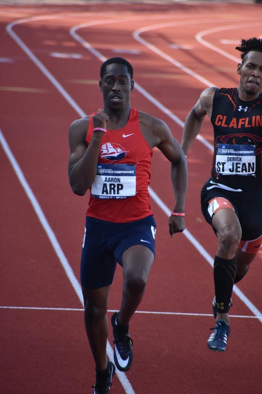 Arp Jr. looks to follow record-breaking sophomore season