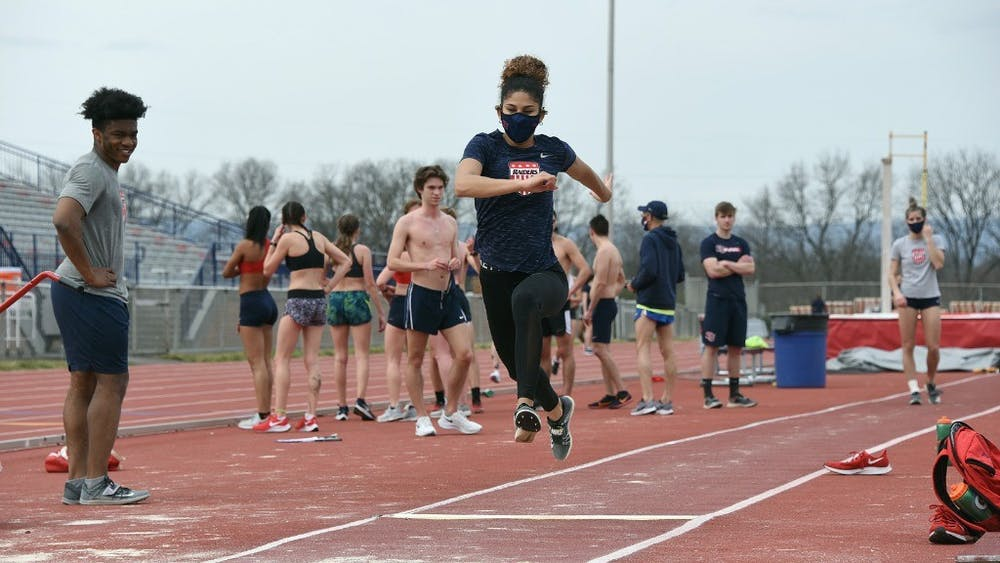Outdoor Track & Field makes splash after two-year hiatus