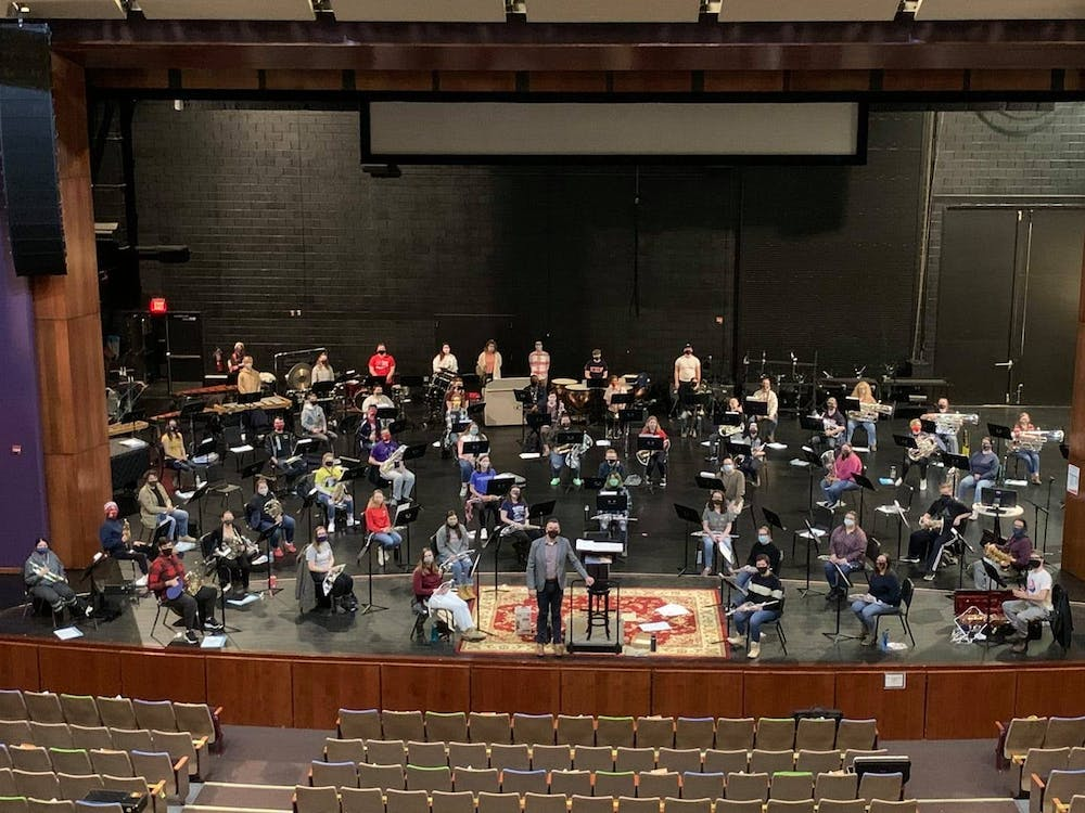 Commentary: SU Band department plans concerts despite COVID-19 Pandemic