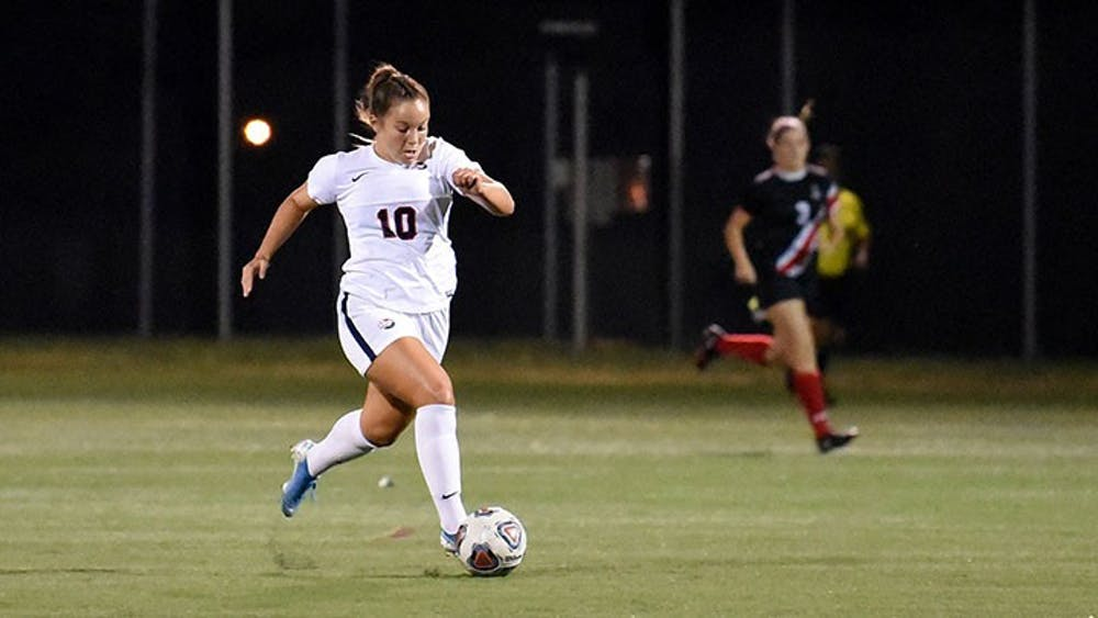 Women's soccer steals dramatic road win against No. 12 Millersville
